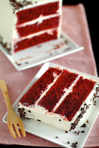 red-velvet-cake-04 | by pickyin
