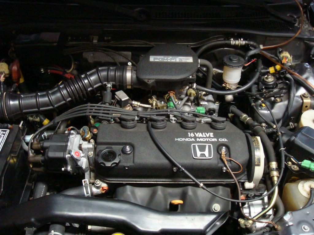 1990 honda civic engine engine ksweetman18 flickr for 1990 honda civic motor