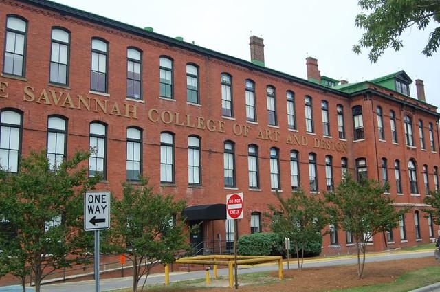 Savannah College Of Art And Design Savannah