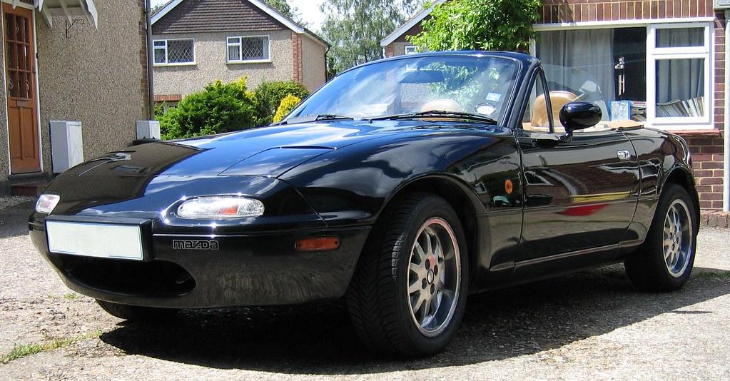 New Mazda Miata >> 1992 Mazda Mk1 MX-5 SE | UK specification Mk1 MX-5 SE | Flickr