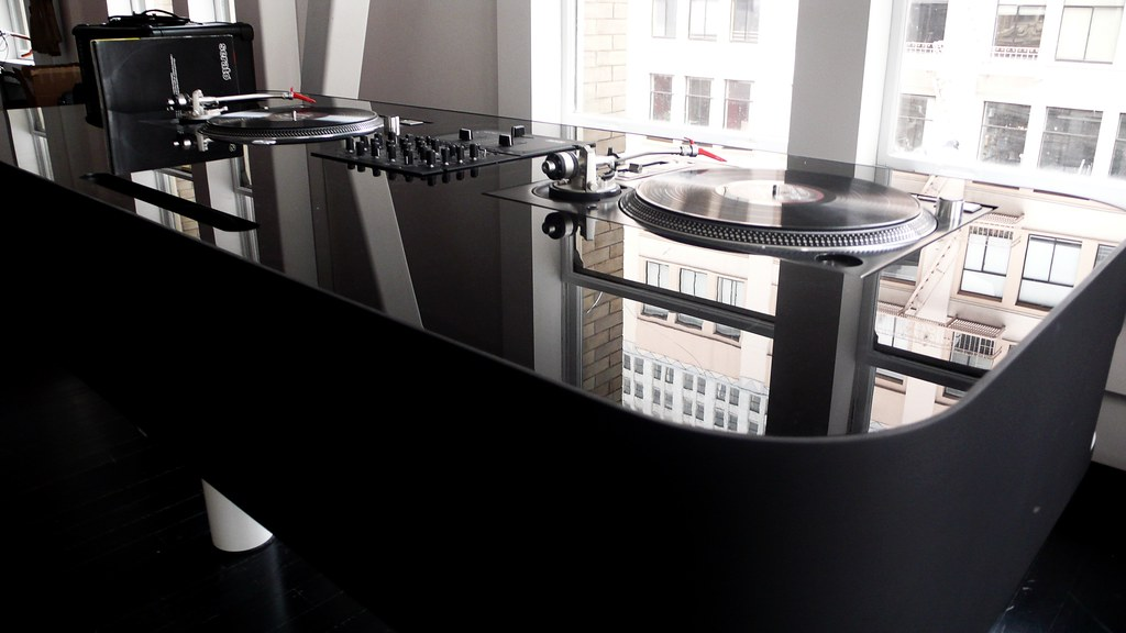 Custom dj table incase flickr for Table 6 4 specification for highway works