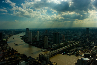 Bangkok Skyline 2 (explore) | by Swami Stream