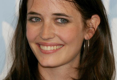 Eva GREEN | in Sept. 2003 at the Venice press conference of ...
