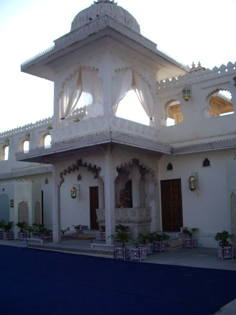 Lake Palace Hotel Indien