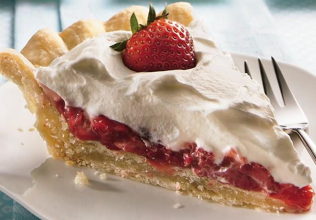 Stuffed-Crust Strawberry Cream Pie Recipe | INGREDIENTS ...