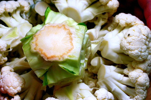 taking apart cauliflower | by smitten kitchen
