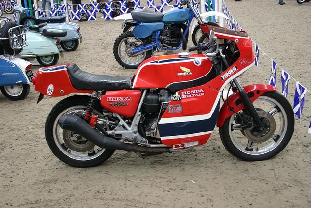 1978 honda britain 750 4 seeley framed phil reid for Honda new britain