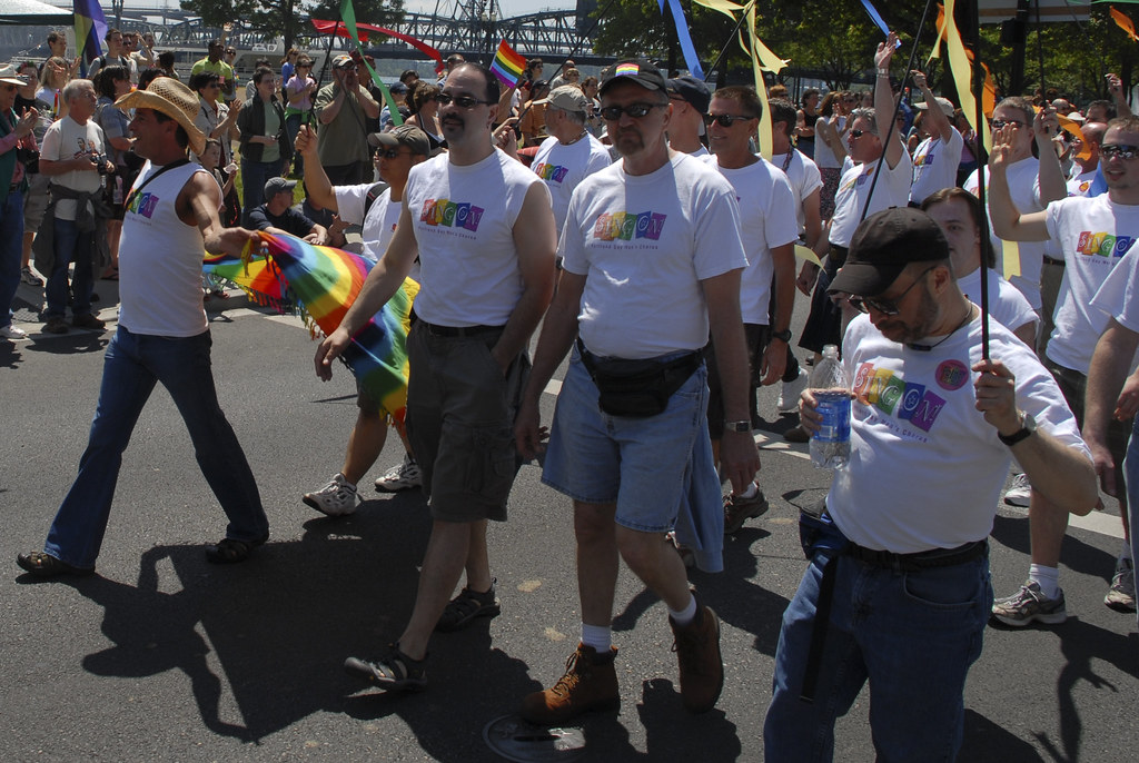 portland single gay men Find meetups in portland, oregon about gay and meet people in your local community who share your interests.