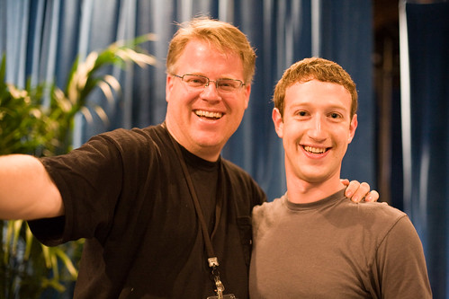 Getting facetime with Facebook's CEO | by Robert Scoble
