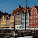 Nyhavn on a beautiful August day