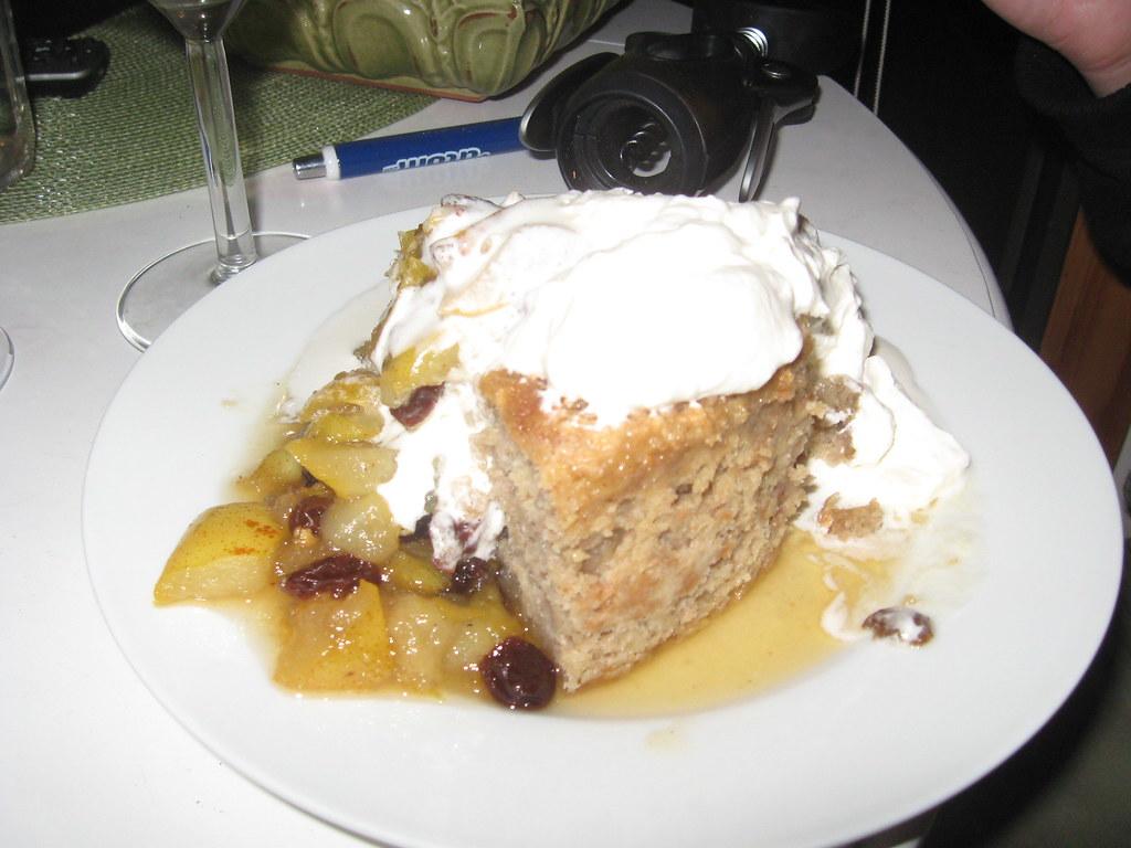 Applesauce Raisin Cake Silver Palate