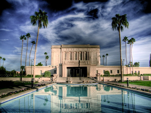 House of the Lord Temple, Mesa AZ | by Aaron Nickels