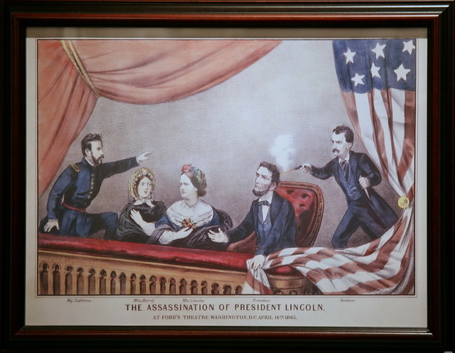Assassination Of President Lincoln Assassination Of