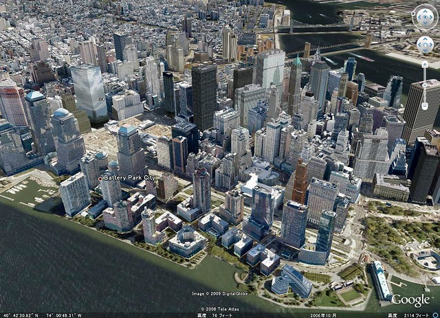 how to create 3d buildings in google earth