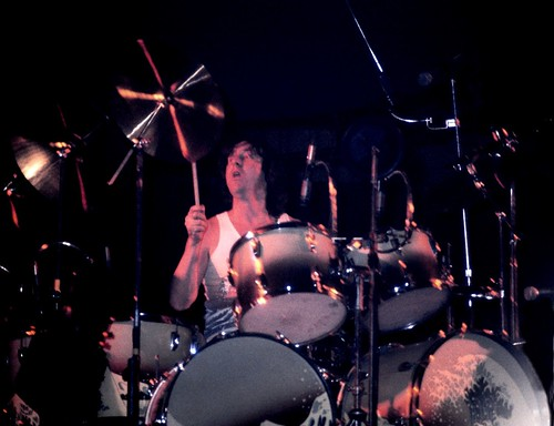 1977 - Pink Floyd - Nick Mason