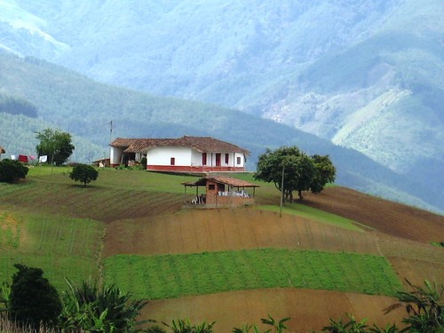 Casa campesina san antonio de prado medell n colombia - Paisajes de casas de campo ...