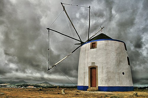 Storm in the Mill | by Fr Antunes