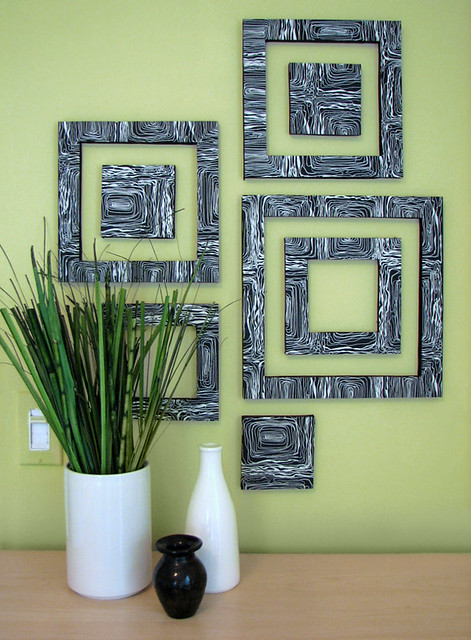 Diy Wall Decoration with Paper