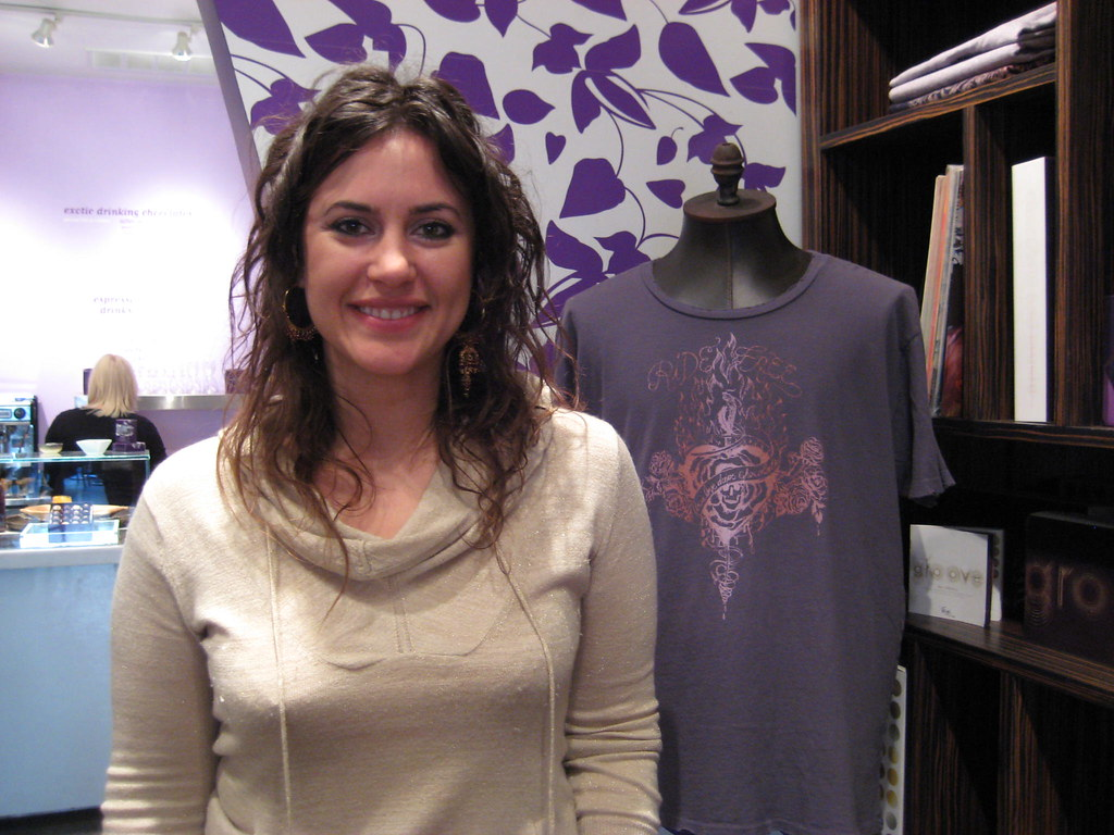 Katrina Markoff owner ...