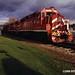 VTR Train 263 at Rutland, VT