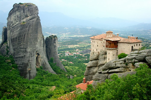 Meteora, Greece | by bogdan.