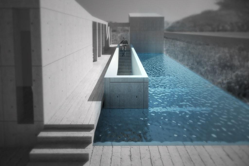 steven spielberg house design the water kai l flickr. Black Bedroom Furniture Sets. Home Design Ideas