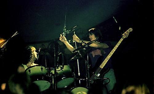 1977 - Pink Floyd - Nick + Roger