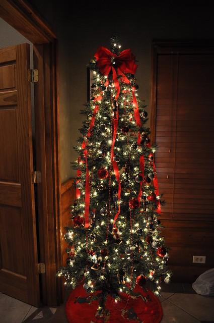 Foyer nutcracker christmas tree flickr photo sharing