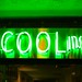 It's Cool Inside Neon Sign