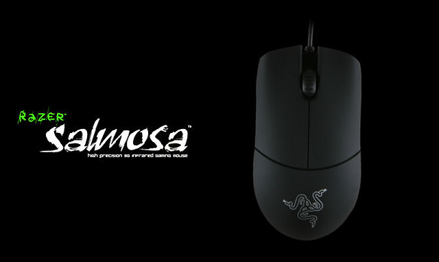 Razer Salmosa Mouse Drivers for Windows Download