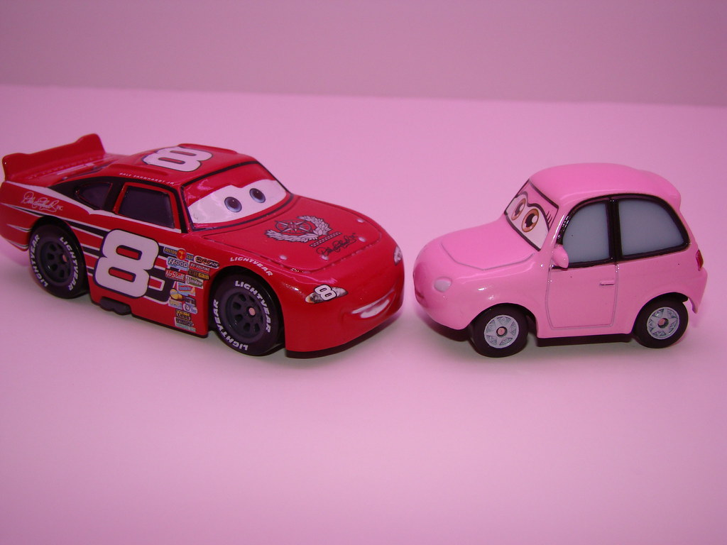 Disney Cars Dale Jr And Chuki Justjdm Photography Flickr