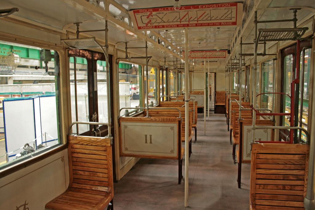 Sprague thomson paris france 24 05 2008 l 39 atelier de for Metro interieur