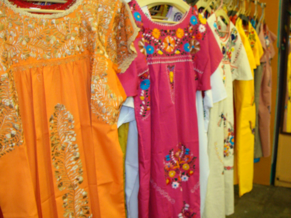 Mexican dresses el mercado market square miss lissa