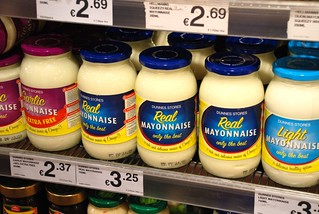 Mayonnaise Colors are the same everywhere | by peterme