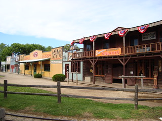 Donley's Wild West Town | by yark64