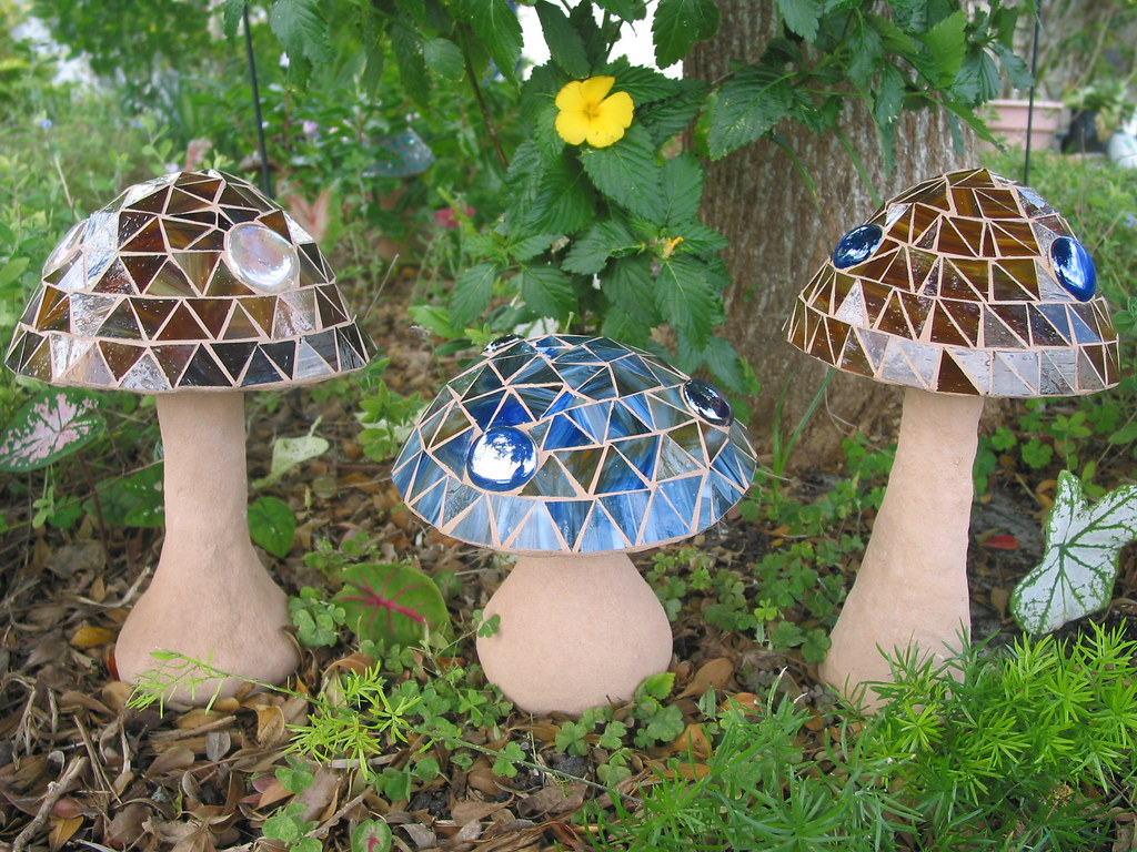 Making Craft Mushrooms
