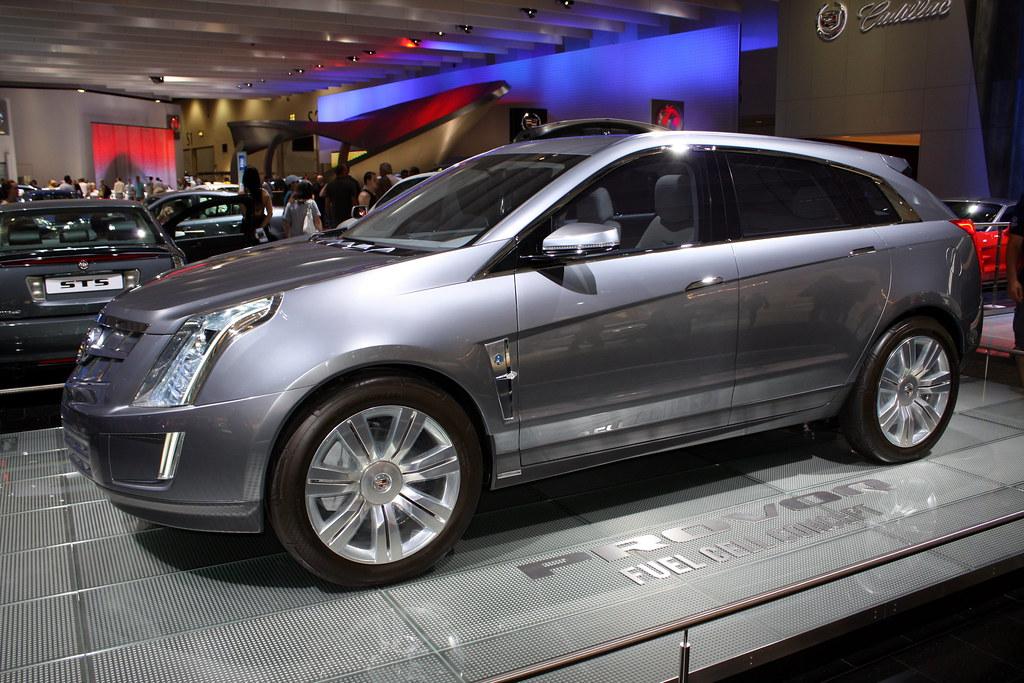 British International Motor Show 2008 Fuel Cell Frank