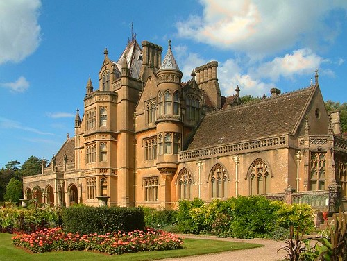 Tyntesfield House near Bristol | by Anguskirk