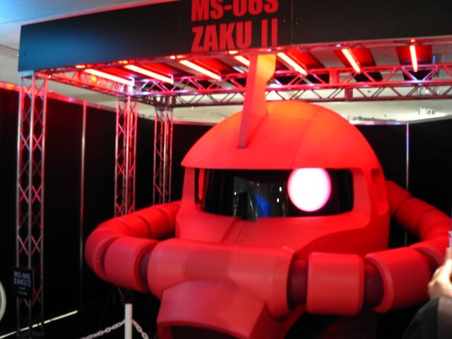 『ガンダムEXPO東京2008』に行ってきました その1