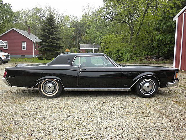 Lincoln >> 1970 Lincoln Continental Mark III | See more Continentals at… | Flickr