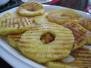 Grilled pineapple | by infowidget