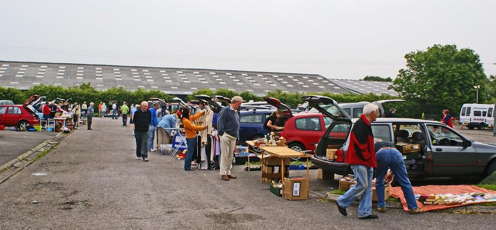 Car Boot Sale Edinburgh Newcraighall