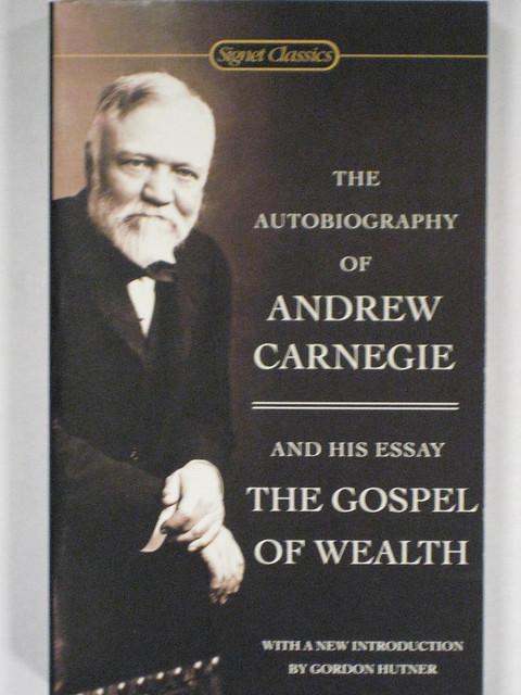 Andrew Carnegie Biography