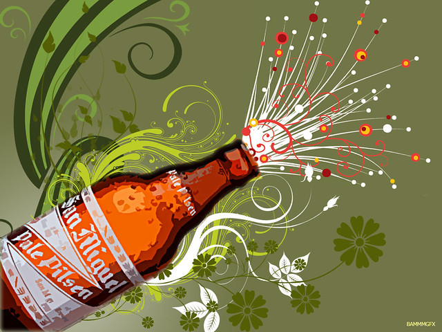 San Miguel Beer Summer Burst Bammm2008 Flickr