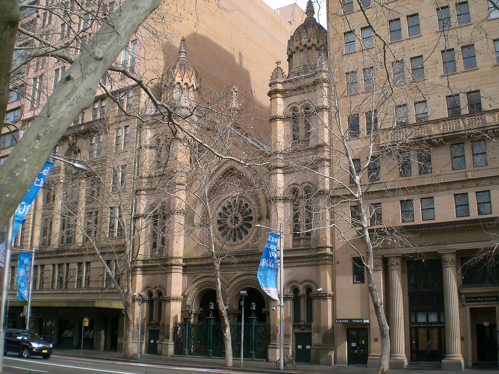Synagogue Sydney For Tyrrell Today Group The Great Synag