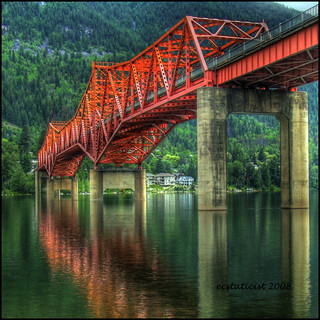 Bridge to Nelson | by ecstaticist