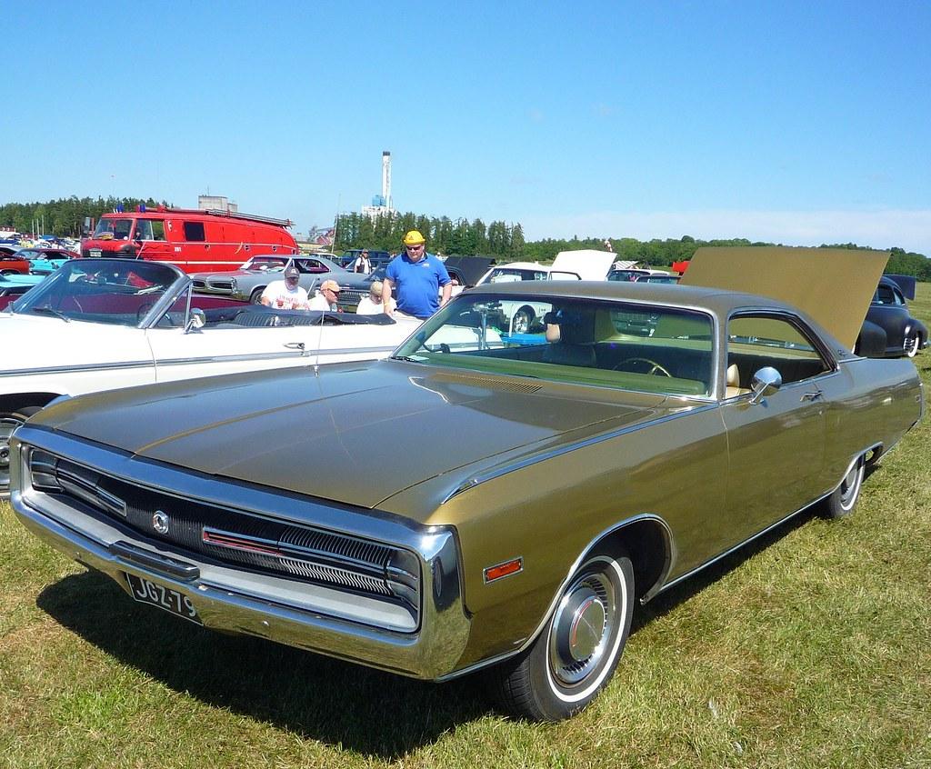 1970 Green Chrysler 300 Michael Spiller Flickr