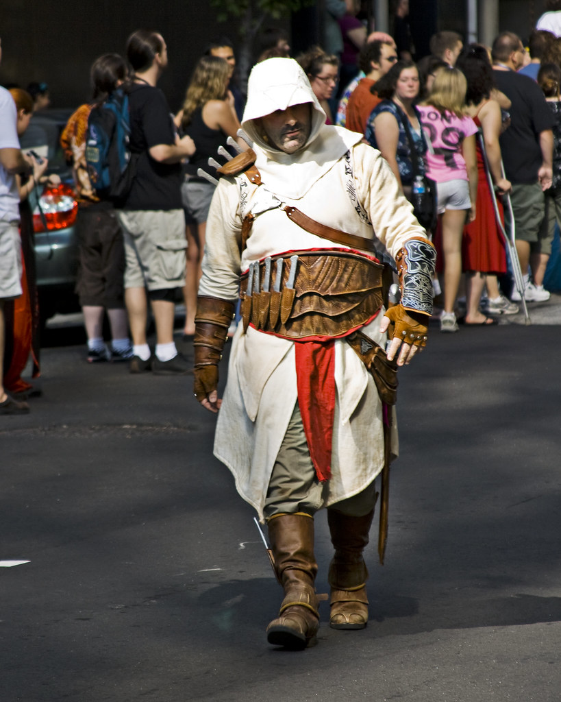 Assassins Creed | Really well done costume from Assassins ...