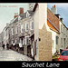 Then & Now - Sauchet Lane Alderney