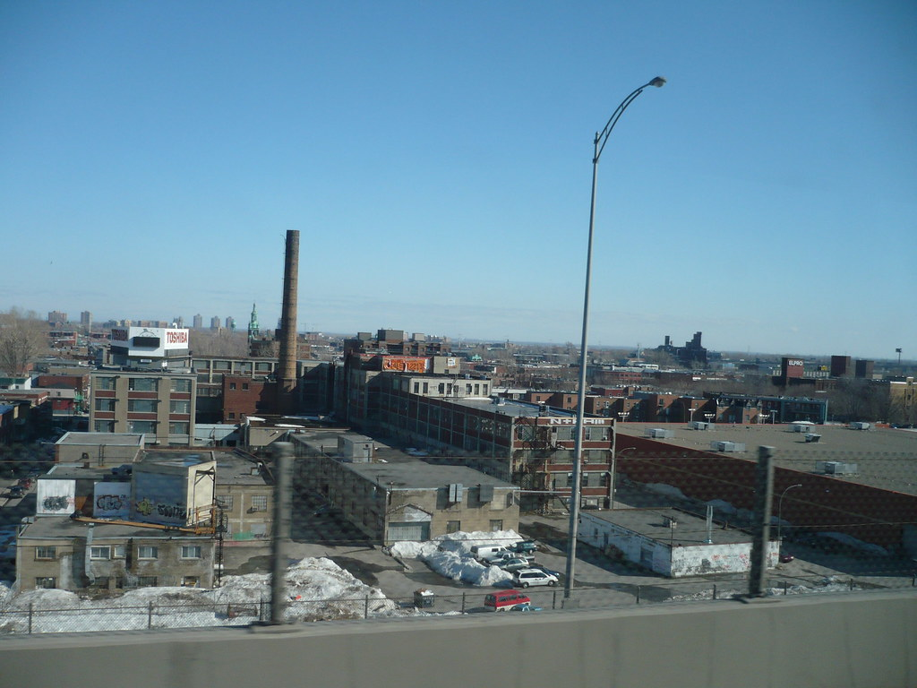 Montreal The Old Rca Victor Plant A K A The Building Wi